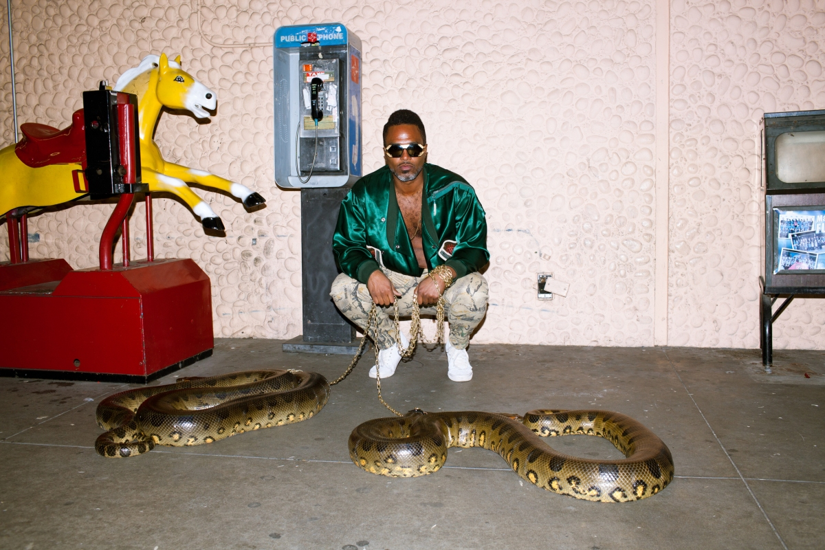 Call me Ishmael: Interview with Palaceer Lazaro of Shabazz Palaces