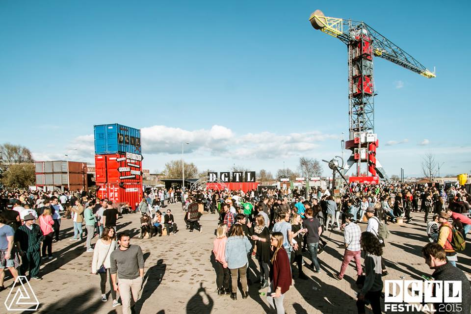 Everything ship-shape: DGTL festival in Amsterdam – Moo Kid