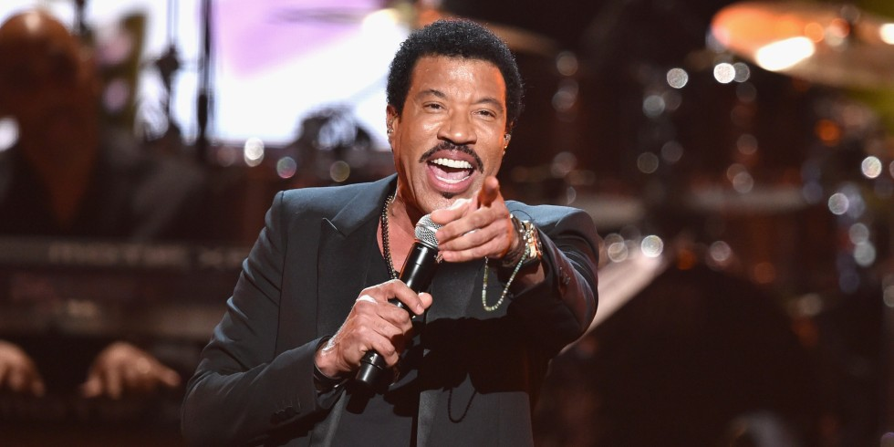 LOS ANGELES, CA - JUNE 29:  Singer Lionel Richie performs onstage during the BET AWARDS '14 at Nokia Theatre L.A. LIVE on June 29, 2014 in Los Angeles, California.  (Photo by Kevin Winter/Getty Images for BET)