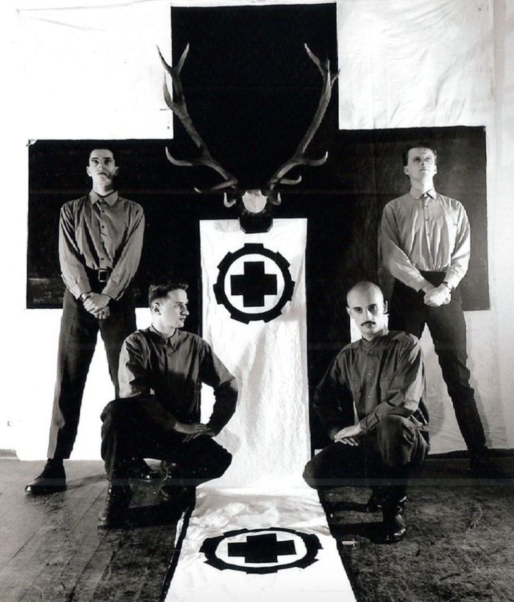 Gebert Einer Nation: How Laibach turned Queen's One Vision into a totalitarian anthem (1987)