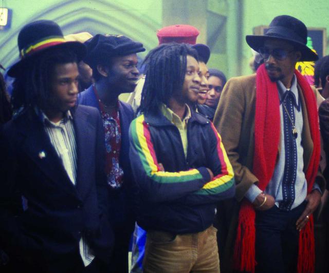 Blazing Brixton Soundclashes In Cult Uk Reggae Movie Babylon 1980
