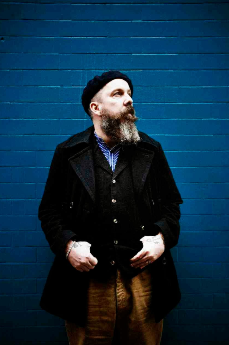 Andrew Weatherall interview: 'It's good to see the reds of people's eyes' (2008)