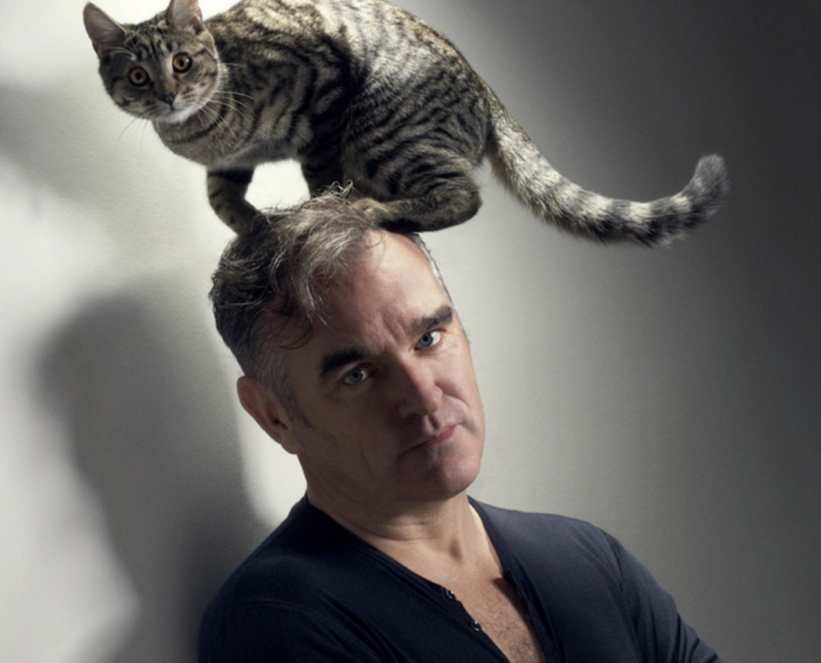 Have we any patience left for Morrissey?