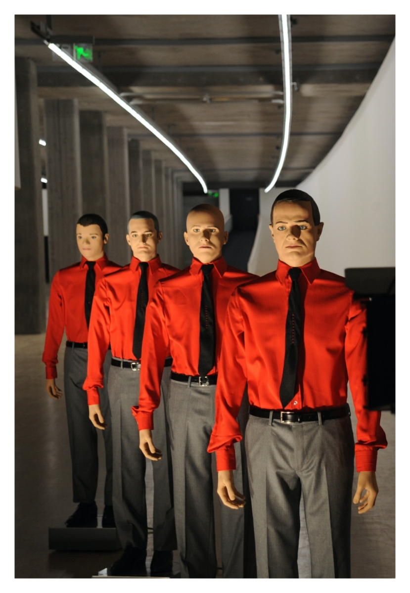 Kraftwerk still charging their batteries